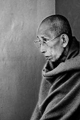 Das Profil des Mönchs