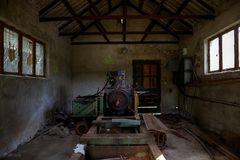 Das Pumpenhaus am Vogtlandsee