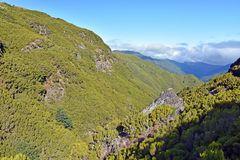 Das Rabacal-Tal im Nordwesten von Madeira