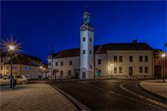 Das Rathaus Gerbstedt