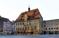 Das Rathaus Heilbronn