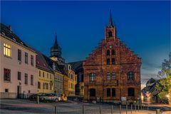 Das Rathaus in Alsleben