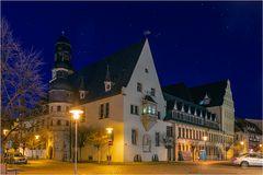 Das Rathaus in Aschersleben