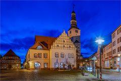 Das Rathaus in Gardelegen