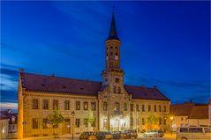 Das Rathaus in Könnern