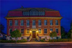 Das Rathaus in Staßfurt