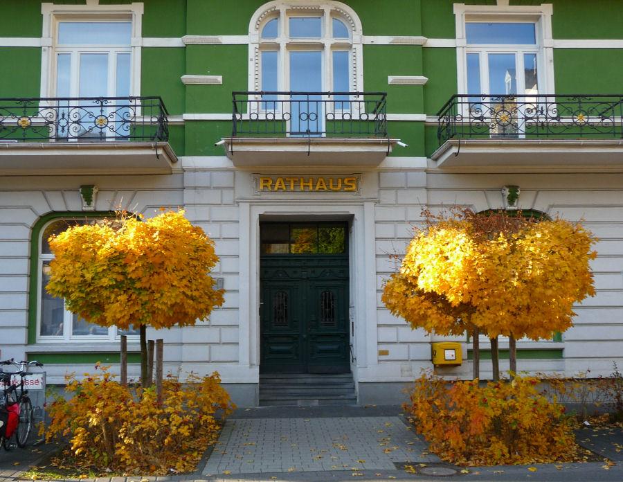 Das Rathaus von Altenahr