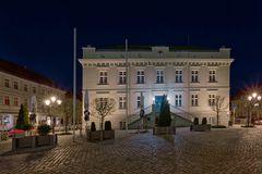 Das Rathaus von Havelberg