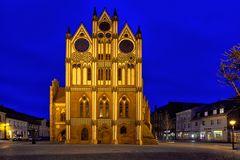 Das Rathaus von Tangermünde