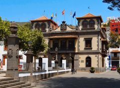 Das Rathaus von Teror