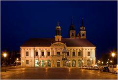 Das Rathaus zu Magdeburg