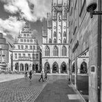 Das Rathaus zu Münster