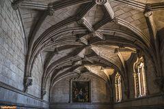 Das Refektorium vom Mosteiro dos Jeronimos