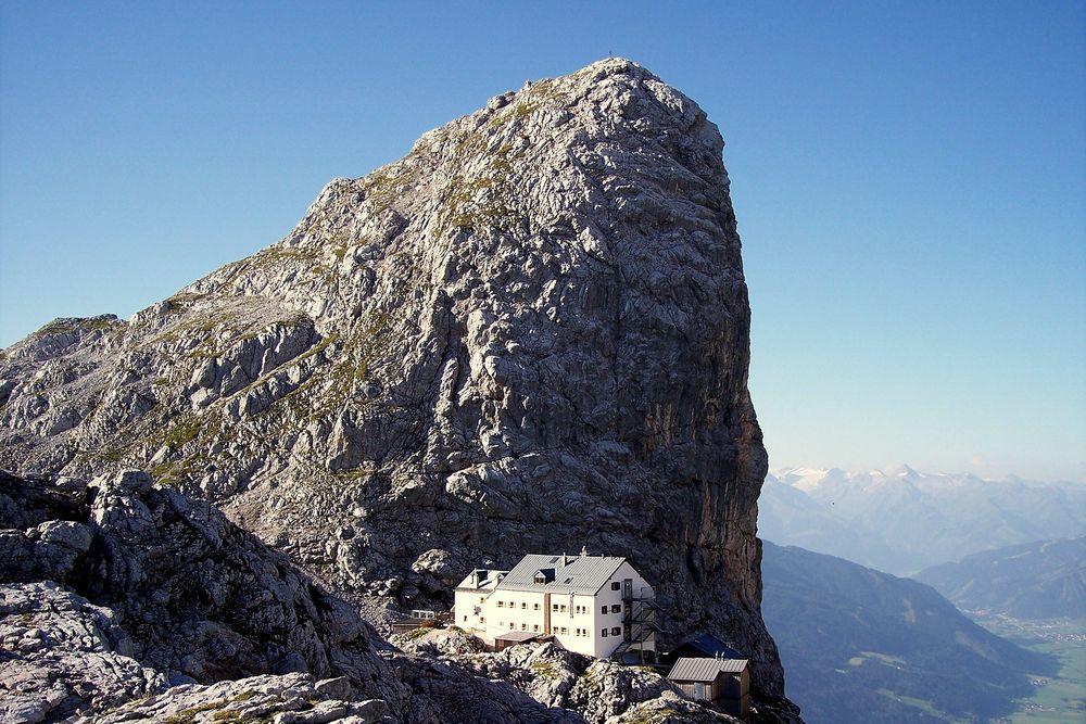 Das Riemannhaus - Steinerne Meer