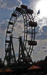 Das Riesenrad im Prater, das Riesenrad schlechthin