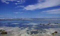 Das Riff von Tikopia