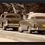 Das rollende Museum - Kubas Oldtimertaxis