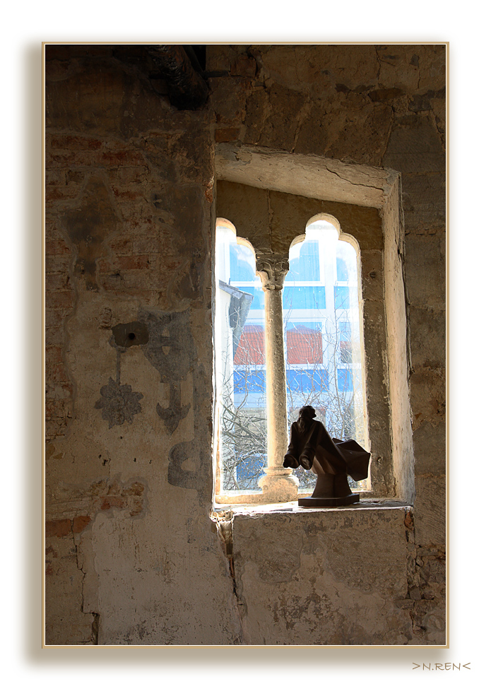 Das romanische Fenster