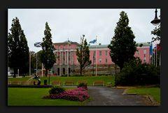 Das Rosafarbene Rathaus