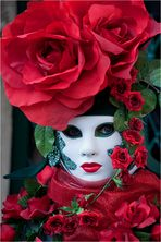 das Rosenmädchen
