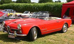 Das rote Cabrio 01