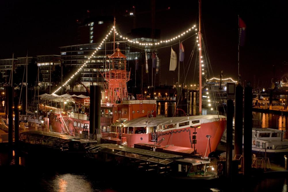 Das rote Feuerschiff