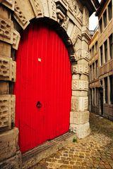 Das rote Tor... # KDL_8774