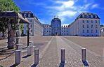 Das Saarbrücker Schloss ...