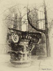 Das Säulenkapitell