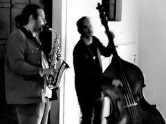 das scharfe SAX Jazz Stgt p20-20-sw +5Fotos
