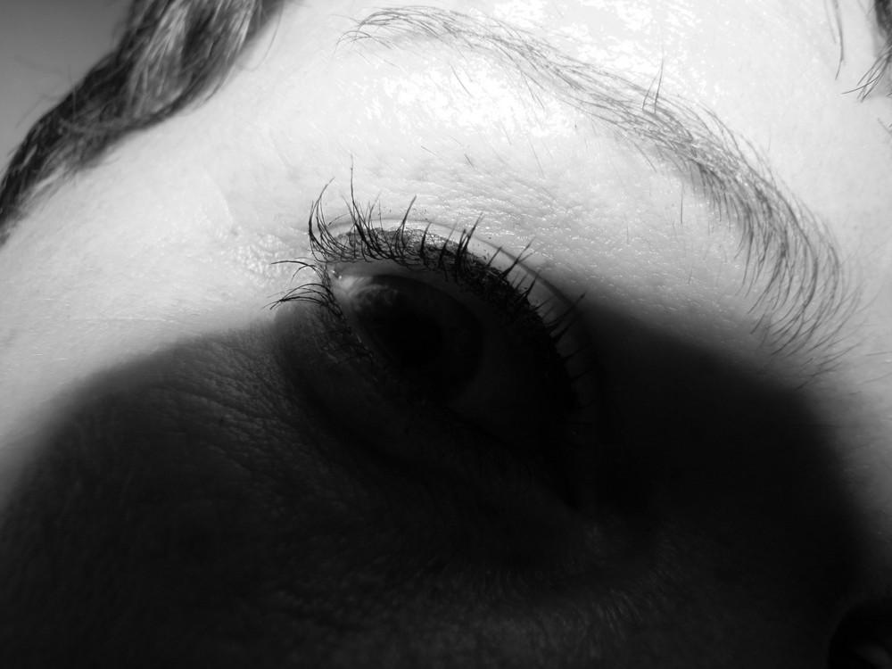 das Schatten Auge