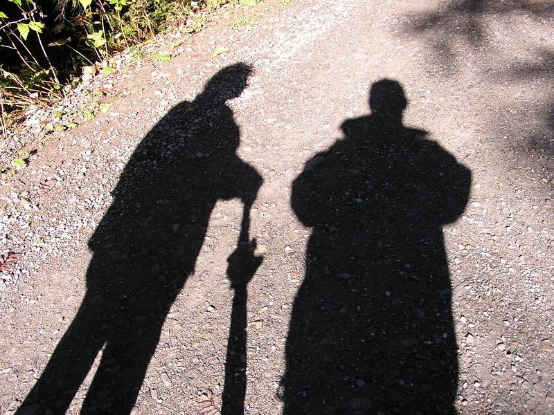 Das Schattenpaar !!!