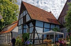 Das schiefe Haus von Tecklenburg