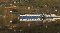 Das Schiff aus einem HK Bild aus dem Panorama generiert zur Betrachtung