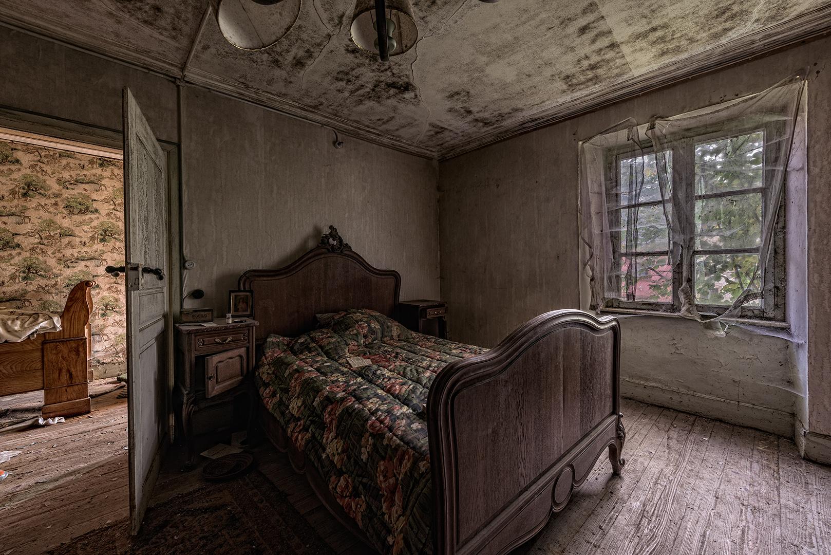 Das Schlafzimmer Foto & Bild