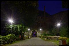 Das Schloss Burg