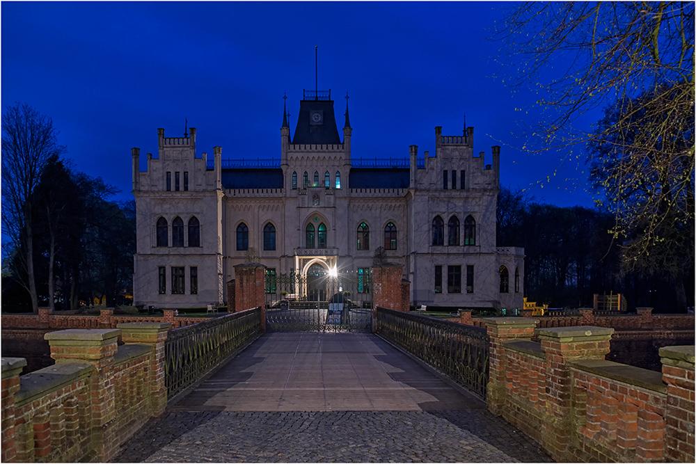 Das  Schloss Evenburg bei Leer