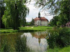 Das Schloss im Park