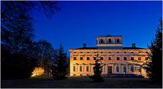 Das Schloss im Wörlitzer Park
