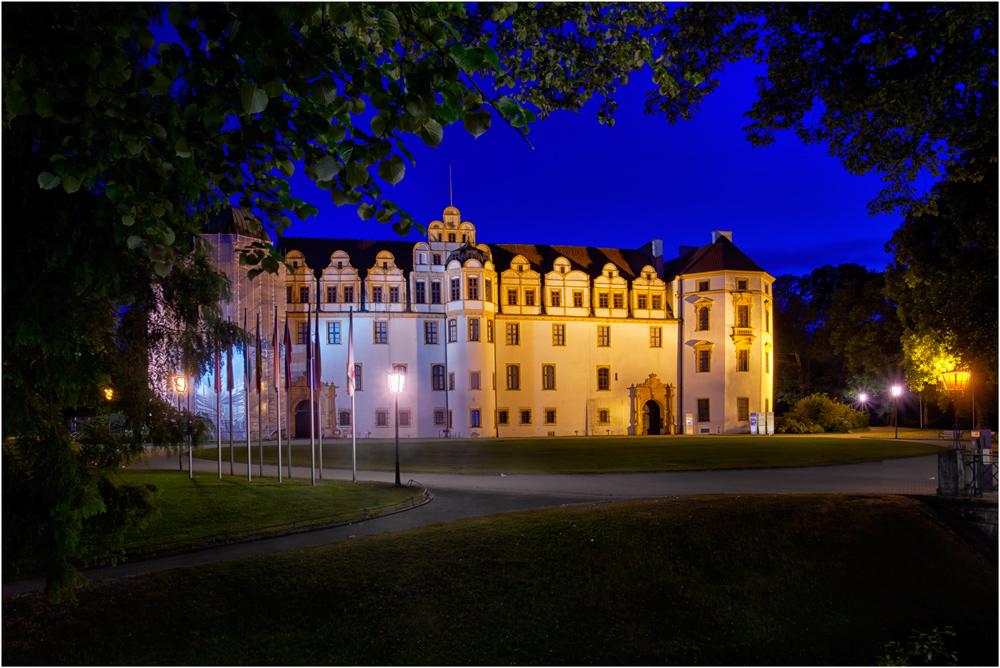 Das Schloss in Celle