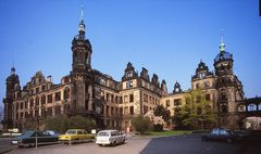 Das Schloss in Dresden 1984!