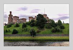 Das Schloss in Inverness