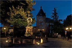 Das Schloss Moers