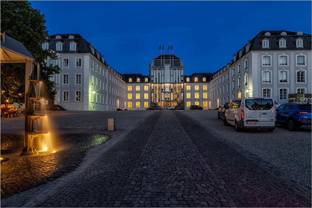 Das Schloß Saarbrücken