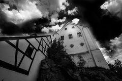 Das Schloss Schwarzenberg