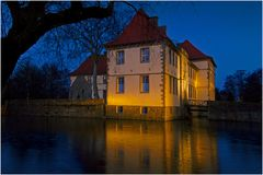 Das Schloss Strünkede