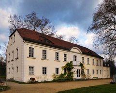 Das Schloss von Sacrow