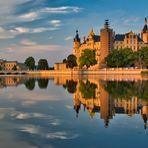Das Schloss von Schwerin