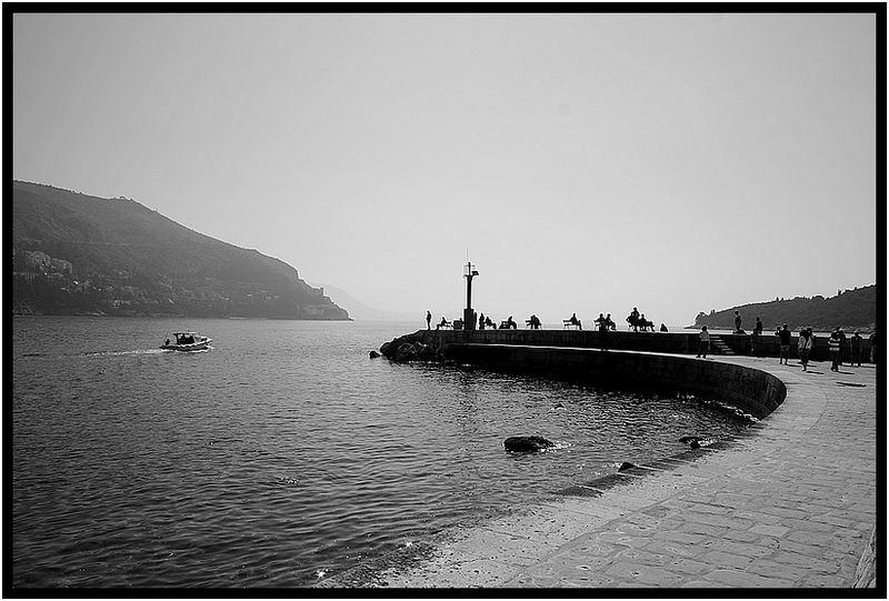 -- Das schöne Dubrovnik --