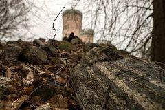 Das schöne Jagdschloss Granitz